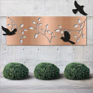 Large Panel Branches with birds(Horizontal/Vertical)
