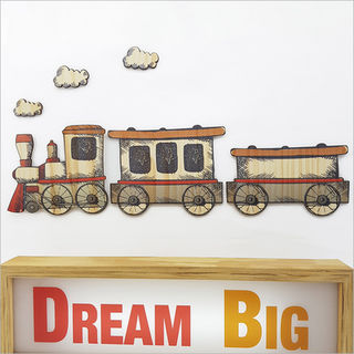 Kids Pine Wall Art
