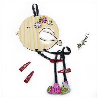 Hairclip Tidy : Bird