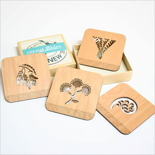 Rimu Coasters: NZ Natives