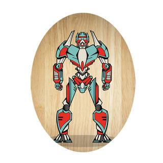 Ply Oval: Robot