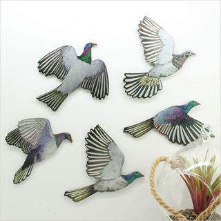Printed ACM Birds Set: Kereru