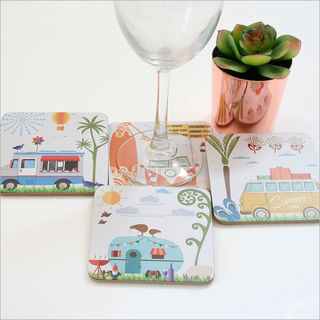 Coasters : Kiwi Holiday
