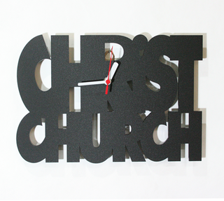 Clock: Christchurch