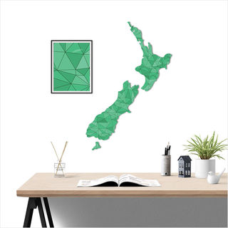 Large NZ: Green Geometric ACM