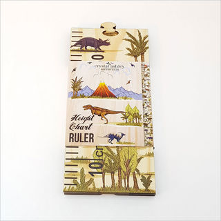 Growth Chart Ruler : Dinosaurs