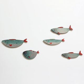Printed ACM Fish Set