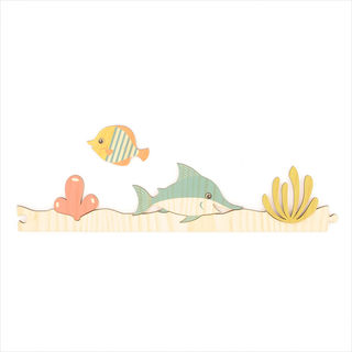Pine Jigsaw Strip : Under the Sea 2