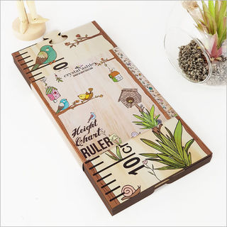 Growth Chart Ruler: Birds