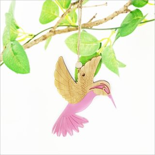 Ornament Humming Bird