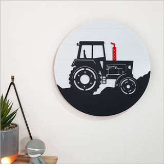 ACM Circle: Tractor