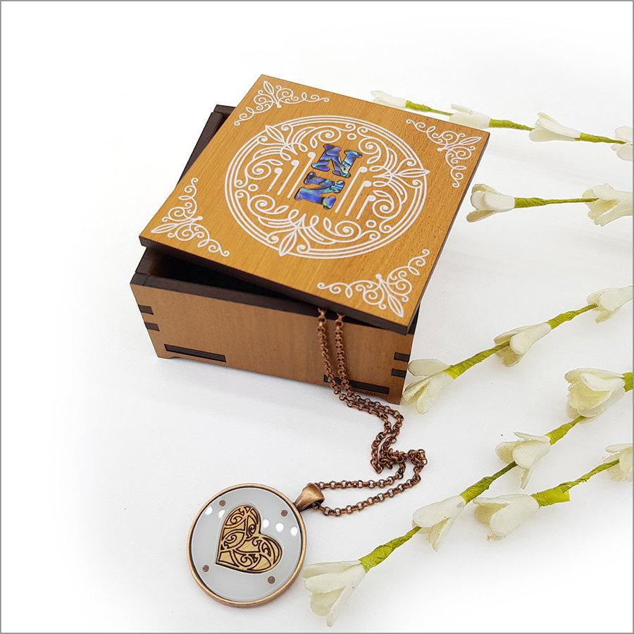 small trinket box : deco nz (tkbsdnz) - square - www.crystalashley.co.nz